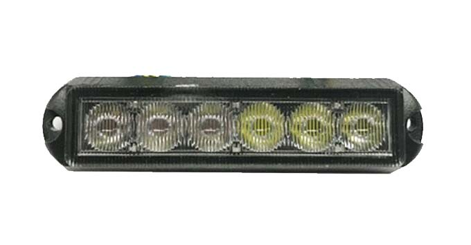 LED-186B 3W Dual Colors Changeable